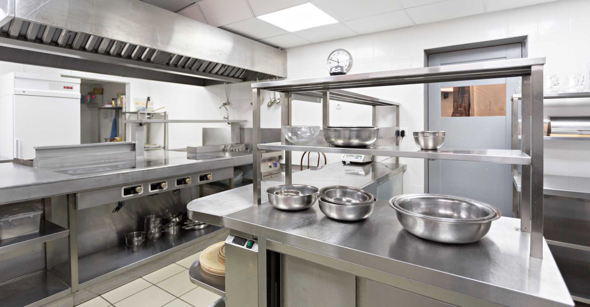 Industrial Kitchen Cleaning ad Hygiene Chemicals